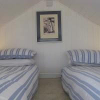 mezzanine twin beds